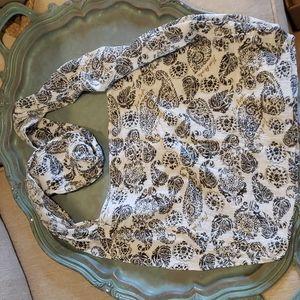 Free People large bag protector / storagebag.